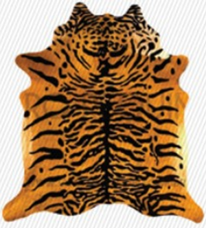 tigre caramelo